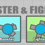 Diep.io Booster & Fighter Tank, Class; Stats