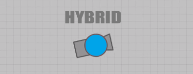 Photo of Diep.io Hybrid Tank Guide