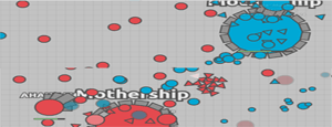 Photo of Diep.io Mothership Mode Released