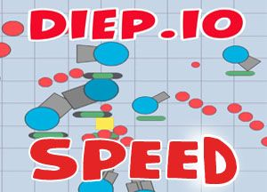 diep.io increasing speed
