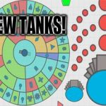 Didn't You Know Diep.io New Tanks Yet?