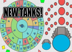 diep.io new tanks