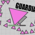What Are The Characteristics Of Diep.io Guardian?