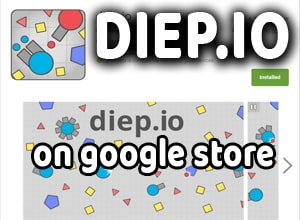 Photo of Diep.io on Google Play Store, Diep.io Mobile