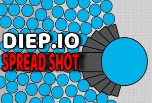 diep.io spread shot