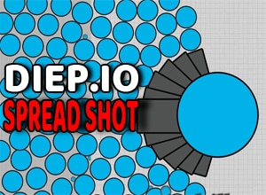 diep.io spread shot