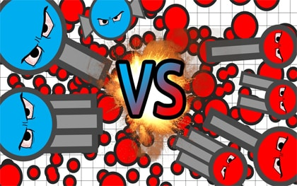 diep.io team deathmatch mode