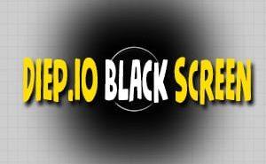 diep.io black screen fix