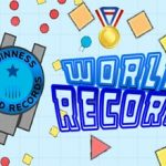 Reaching Diep.io World Record