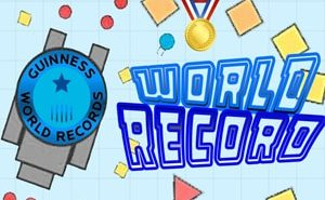diep.io world record