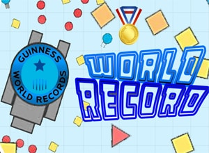 diep.io world record