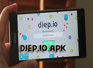 Photo of Diep.io Apk Android