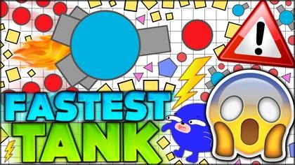 diep.io fastest tank