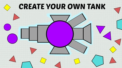 diep.io custom tanks