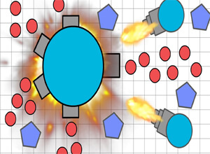 Photo of Diep.io Fastest Tank