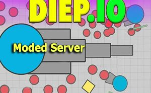 diep.io modded server