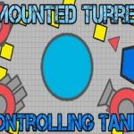 Diep.io Mounted Turret Tank Guide