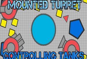 diep.io mounted turret tank