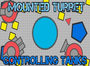 Photo of Diep.io Mounted Turret Tank Guide