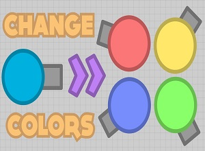 Photo of Diep.io Color Codes for Colored Tanks