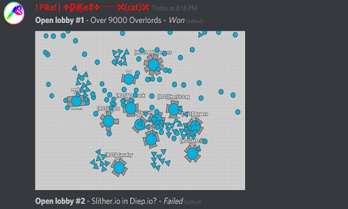 diep.io discord server